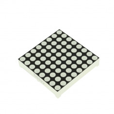 Matrice de LED-uri Roșie 8x8 3.75 mm