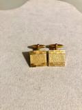 VINTAGE - BUTONI - placat cu aur