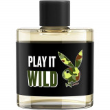 Play It Wild Apa de toaleta Barbati 100 ml, Playboy