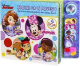 Disney Junior. Jocuri ca-n povești. Joacă-te cu prietenii preferați de la Disney!