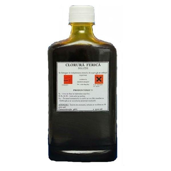 Clorură Ferică (500 ml)