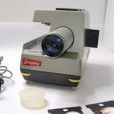 Diaproiector Liesegang Fantax 12V(1964)