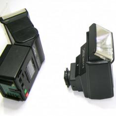 Set 2 blitz-uri Metz 32 CT-3 si 36 CT-22 system SCA300 1 pin(10), Dedicat