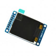Modul LCD de 1.44'' cu SPI și Controller ST7735 (128x128 px)