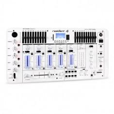 Resident DJ Dj rezident Kemistry 3 WH 4 canale DJ mixer Bluetooth USB SD Phono alb