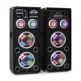Skytec KA-26 difuzor activ,Karaoke PA,Set USB SD AUX