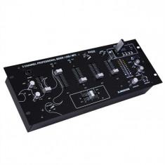 """Ibiza DJM90USB BT-5-canale mixer USB SD BT 19 """""""
