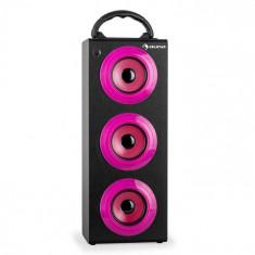 Auna Beachboy XXL Bluetooth USB SD AUX-difuzor roz FM