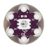 Placă LilyPad Pixel RGB WS2812