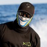 Masca ski snowboard Joker ghost bandana esarfa biker ciclism moto airsoft craniu, Cagule