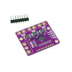 Senzor de Curent Low/High Side Triplu INA3221 cu Interfaţă I2C