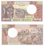 Djibouti 1000 Francs 1991 UNC