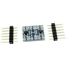 Translator de Nivel Bidirectional cu 2 Canale Translator tensiune 3.3V 5V Arduino