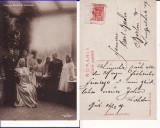 Casa Regala - Regele Carol I, Ferdinand, Regina Maria, Elisabeta-  rara, Circulata, Printata