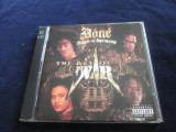 Bone Thugs-N-HArmony - The ARt Of War _ dublu CD,album_ Ruthless ( EU,1997 )