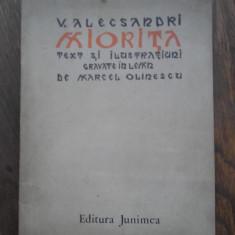 Marcel Olinescu(DEDICATIE/SEMNATURA) Miorita