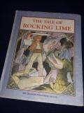 carte de povesti veche 1985 limba Engleza,,TEI LEGANAT,,THE TALE OF ROCKING LIME