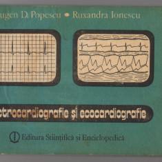 (C8116) ELECTROCARDIOGRAFIE SI ECOCARDIOGRAFIE DE EUGEN POPESCU