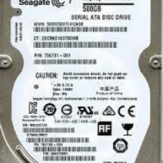 Hdd 2.5` laptop 500 gb slim 7mm, 7200 rot, 32 Mb bufer, garantie 6 luni