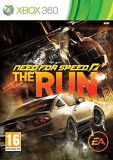 Need for Speed   - The Run  - XBOX 360 [Second hand], Curse auto-moto, 12+, Single player
