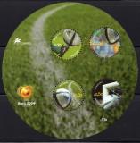 PORTUGALIA 2004, Sport, Fotbal EURO 2004, MNH