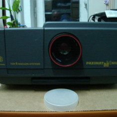Aparat proiectie diapozitive PAXIMAT 1615 AF+una magazie
