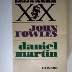 John Fowles – Daniel Martin