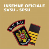 Grade Brodate SVSU SPSU, Embleme Brodate SVSU SPSU