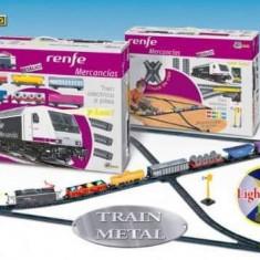Trenulet electric marfa RENFE, Pequetren