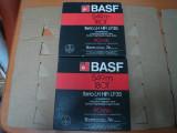 Benzi magnetofon BASF pe role 18cm(2 buc la set)