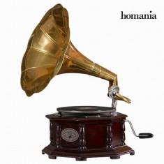 Gramofon Octogonal Old Style Colectare by Homania