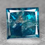 Diamant albastru 0.19 ct