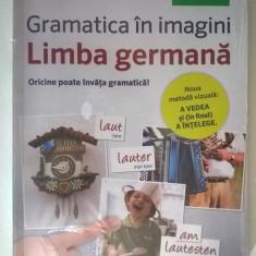 Limba germana Gramatica in imagini