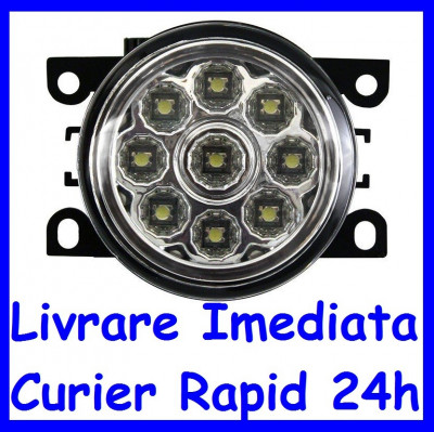 PROIECTOR CEATA LOGAN SANDERO DUSTER LED IS-32217 foto