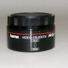 Adaptor video Hama Tele-Wide HR0.6-HR1.5(1994)