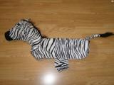 Costum carnaval serbare animal zebra pentru catei