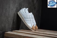 ADIDASI ORIGINALI 100% Adidas Superstar 80' Leather unisex nr 39 1/3 foto