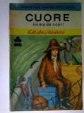 Edmondo de Amicis - Cuore inima de copil {Col. Biblioteca pentru toti copiii}