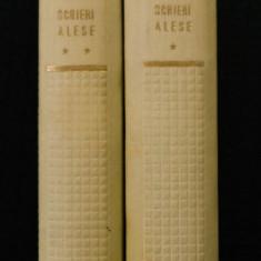 Anton Bacalbașa - Scrieri alese (2 vol.)(Moș Teacă, Din viața militară;cartonate