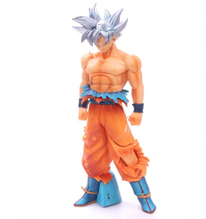Figurina Goku Super saiyan 26 cm anime Ultra Instinct Dragon Ball