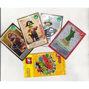bnk crc Cartonase de colectie - Lego - Salisbury`s - lot 100 pachete sigilate