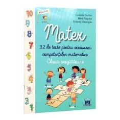 Montex. Culegere matematica clasa pregatitoare