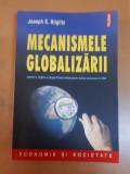 Joseph E. Stiglitz, Mecanismele globalizării, Polirom 2008