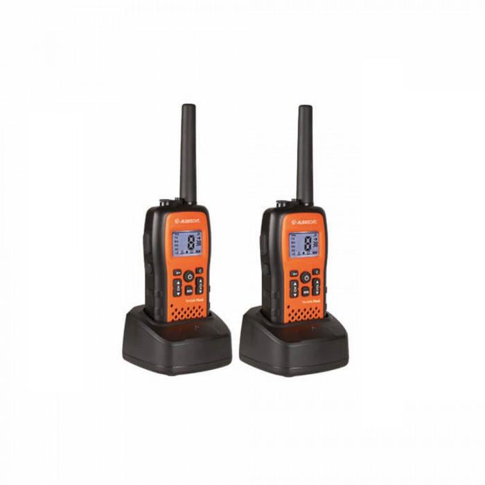 Resigilat : Statie radio PMR portabila Albrecht Tectalk Float IP67 set cu 2bc Cod