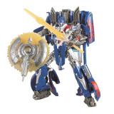 Robot 2 in 1 Transformers, 35 x 14 x 41 cm, 6 ani+