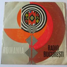 Rar! Vinil EP 7'' Radio Bucuresti/La multi ani! 1972-Comanda speciala, electrecord