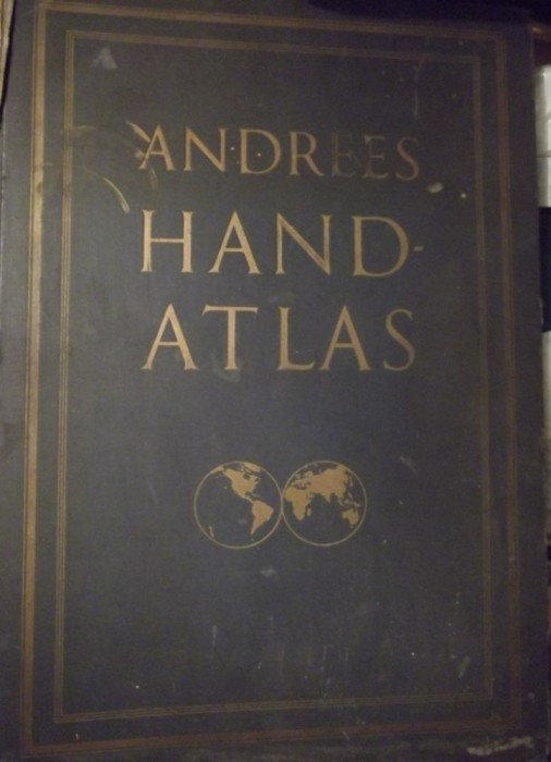 Andrees Hand Atlas