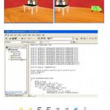 Proiect C++ grafica OpenGL Glut - proiectare camera in OpenGL Window