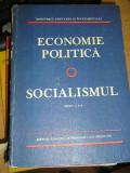 myh 61 - ECONOMIE POLITICA - SOCIALISMUL - N CONSTANTINESCU - ED V - 1983