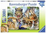 Puzzle Poza Dinozaurilor, 300 piese, Ravensburger